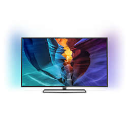 6800 series 4K UHD Slim LED TV powered by Android™