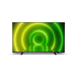 LED Android TV 4K UHD LED
