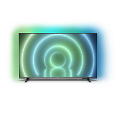55PUT7906/56 LED تلفزيون بنظام Android بدقة 4K UHD