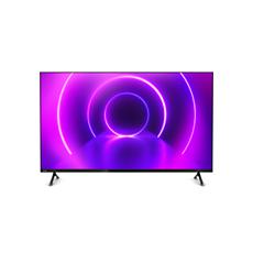 55PUT8215/56  4K UHD، LED، تلفزيون بنظام Android
