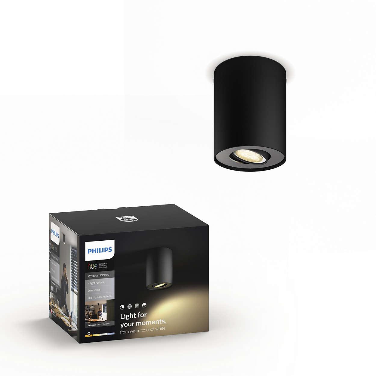 Stvorite ugođaj pomoću usmjerenog svjetla