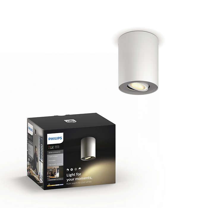 Crie o seu ambiente com uma luz direccional