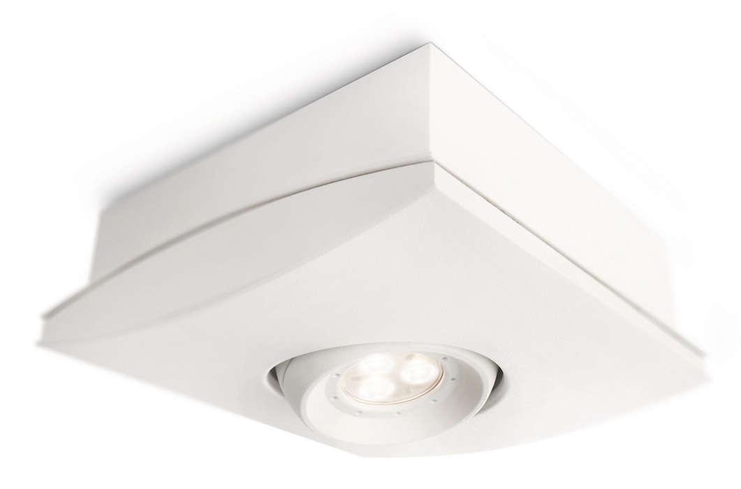 Dekorer dit hjem med lys