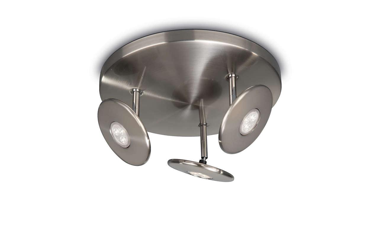Ledino Kavo Ceiling Light