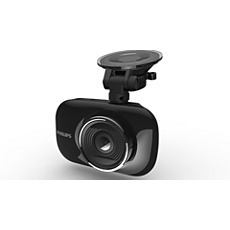 56750XM GoSure ADR820 modular dashcam with GPS and Full HD rear camera options