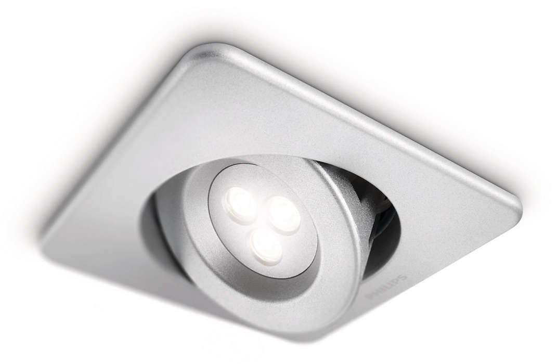 L'alliance intelligente de la lumière et du design