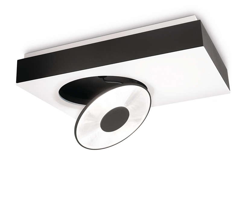 La luce può avere un tocco architettonico?