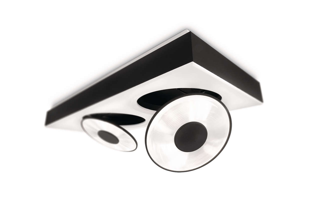 Ledino Circulis ceiling light
