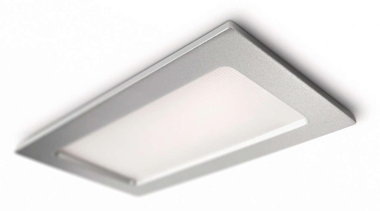 Den smarte kombination af lys og design