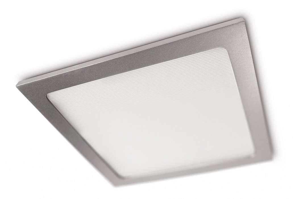 Privlačna kombinacija svjetla i dizajna