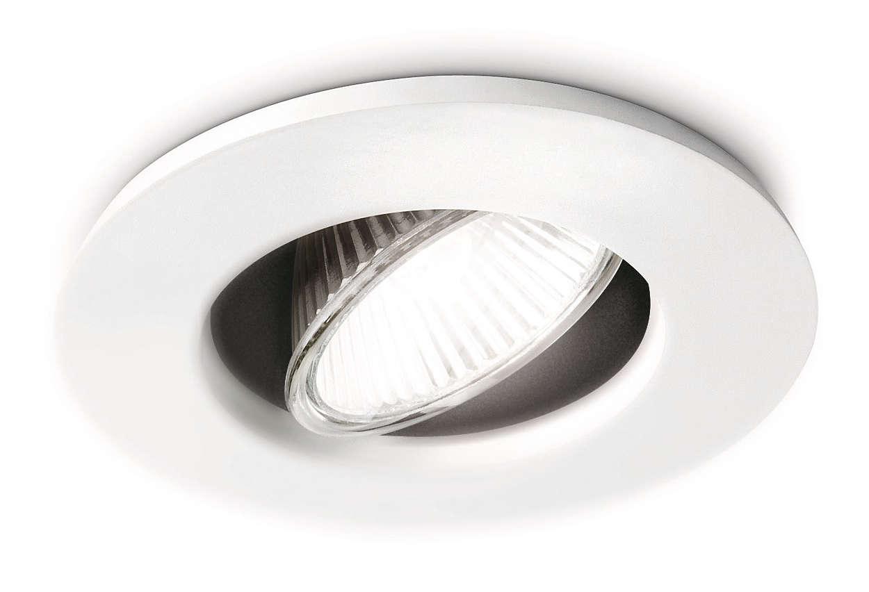 Inteligentní kombinace světla a designu