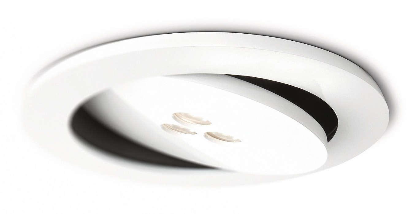 Ο έξυπνος συνδυασμός φωτός και σχεδίασης