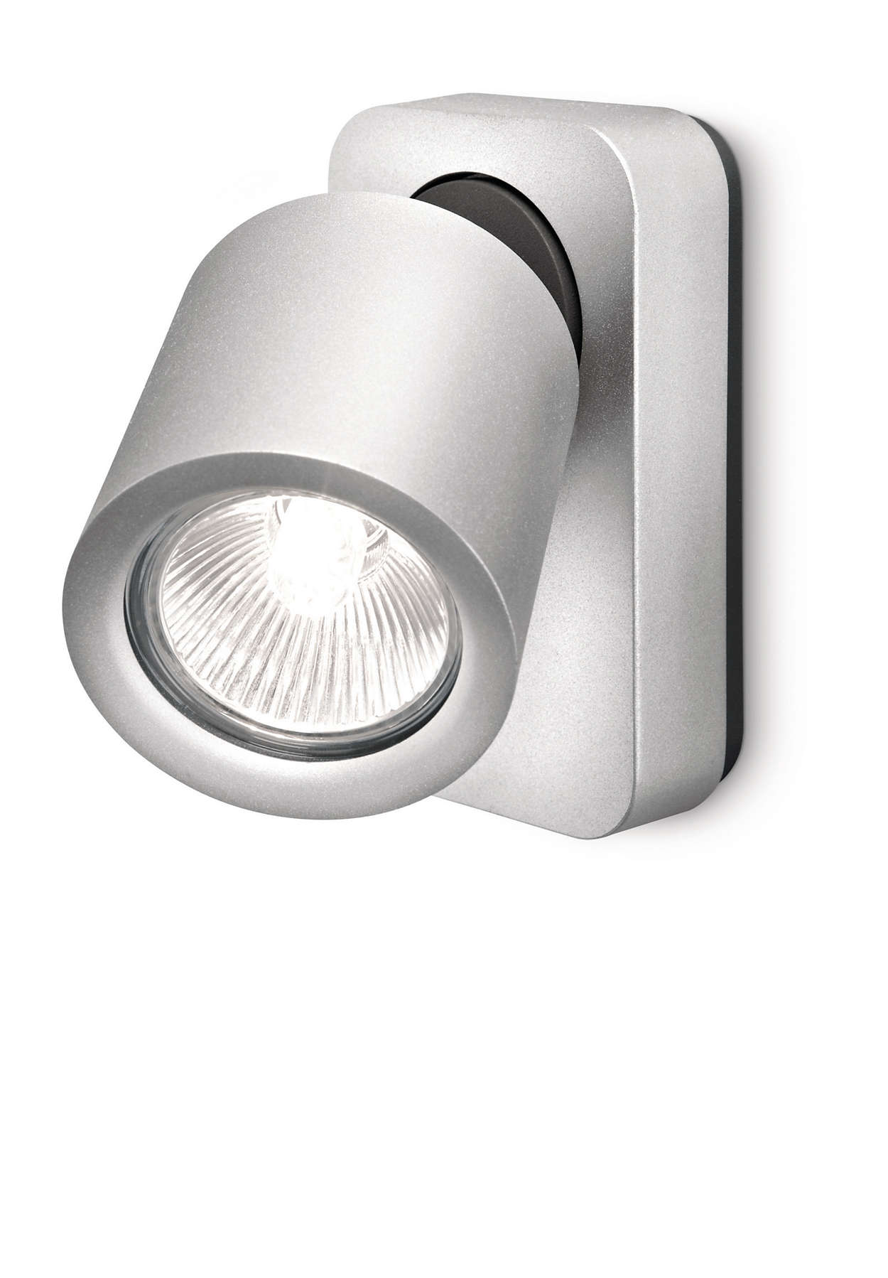 Crea la luce e controlla l'intensità