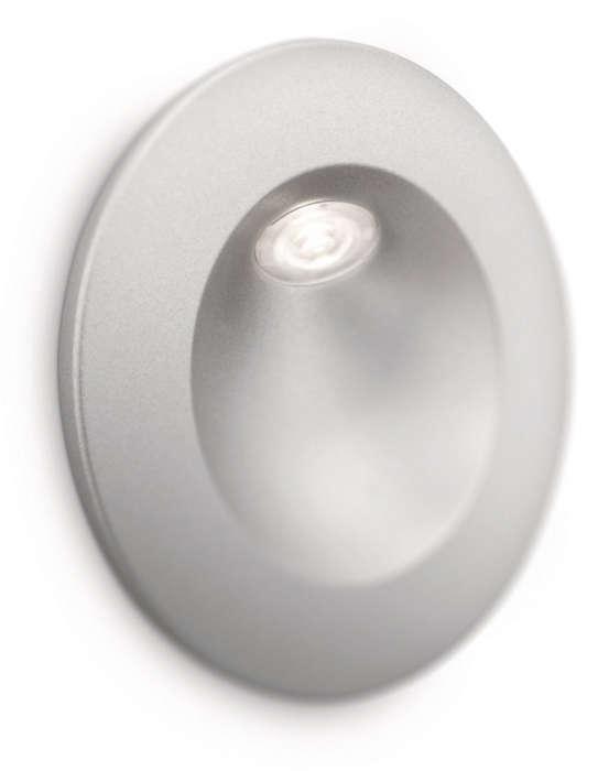 Dômyselné spojenie svetla a tvaru