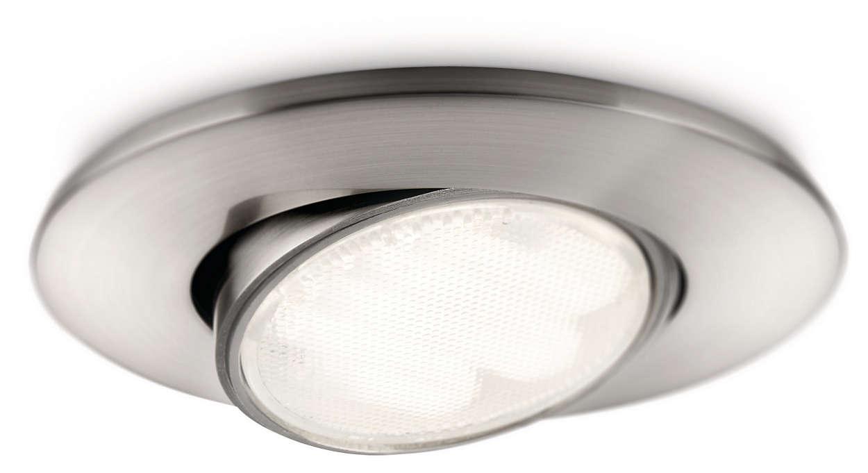 A fény és a dizájn tökéletes kombinációja