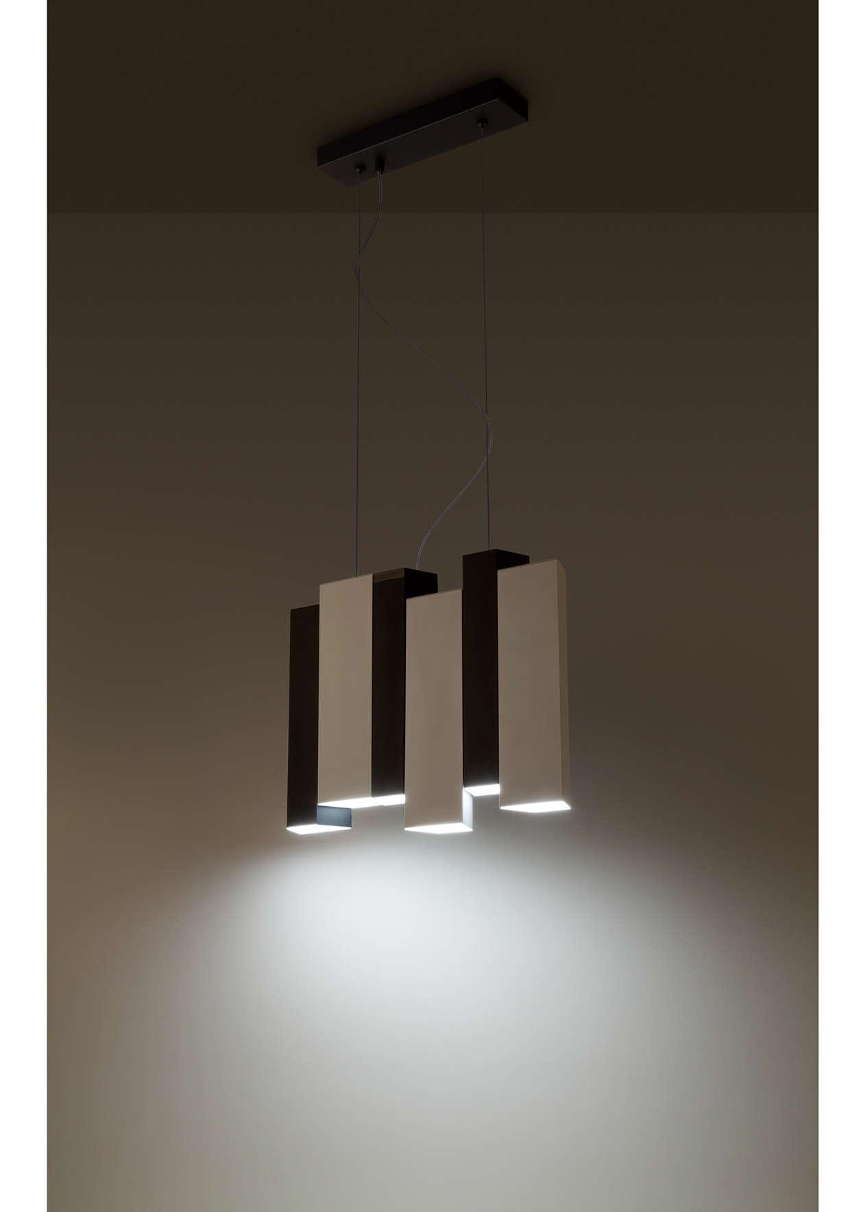Suspension light 580823066 philips in light of perfection arubaitofo Gallery
