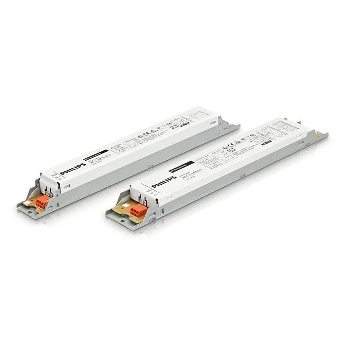 HF-Selectalume II TL5-lampuille