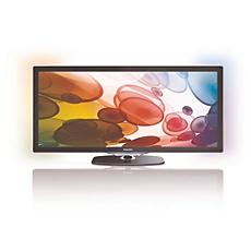 58HFL9582A/10 Cinema 21:9 Téléviseur LCD LED professionnel