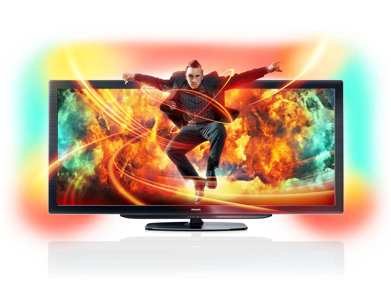 Primul televizor Smart TV cu proporţii de cinema din lume