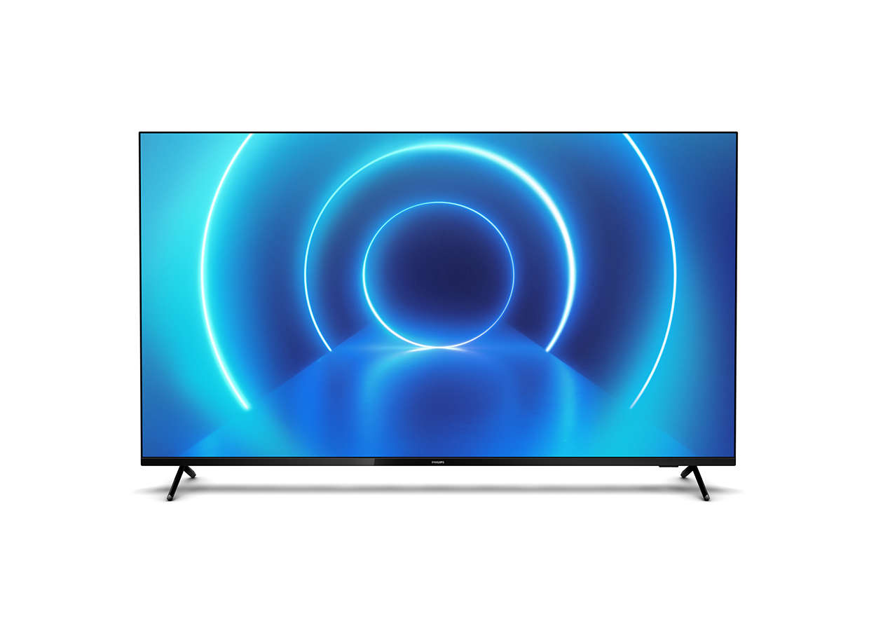 4K 高清智能 LED 电视