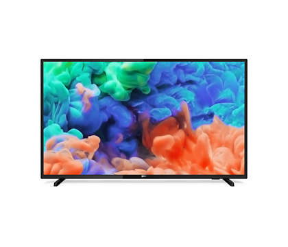 Téléviseur Smart TV ultra-plat 4K UHD LED