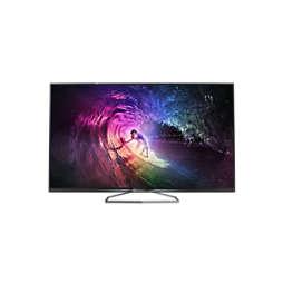 6800 series Svært slank 4K Ultra Smart HD LED-TV