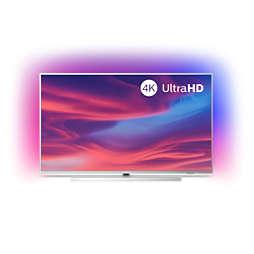 7300 series 4K UHD LED на базе ОС Android TV