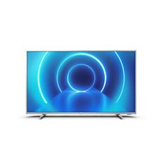 58PUS7555/12 LED Smart LED-TV med 4K UHD