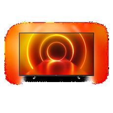 58PUS7805/12 -    4K UHD LED-Smart TV