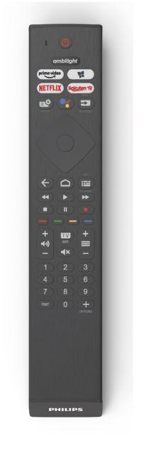 Philips TV 2021: PUS9006 Fernbedienung