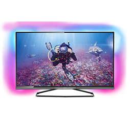 8500 series Ultra Slim Smart 4K Ultra HD LED TV