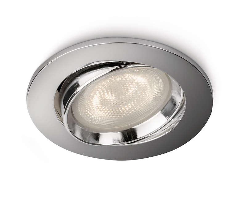 Mettez votre maison en valeur grâce à la lumière