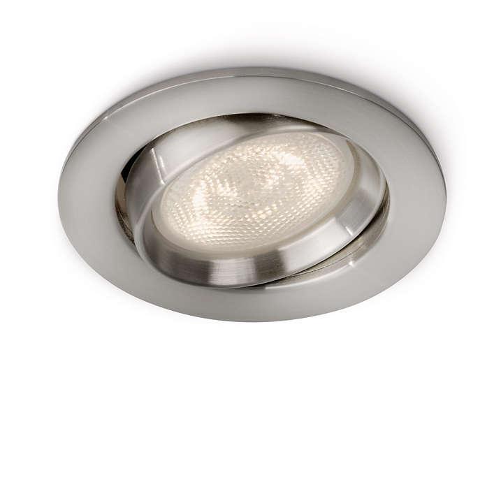 Naglasite ljepotu svog doma svjetlom
