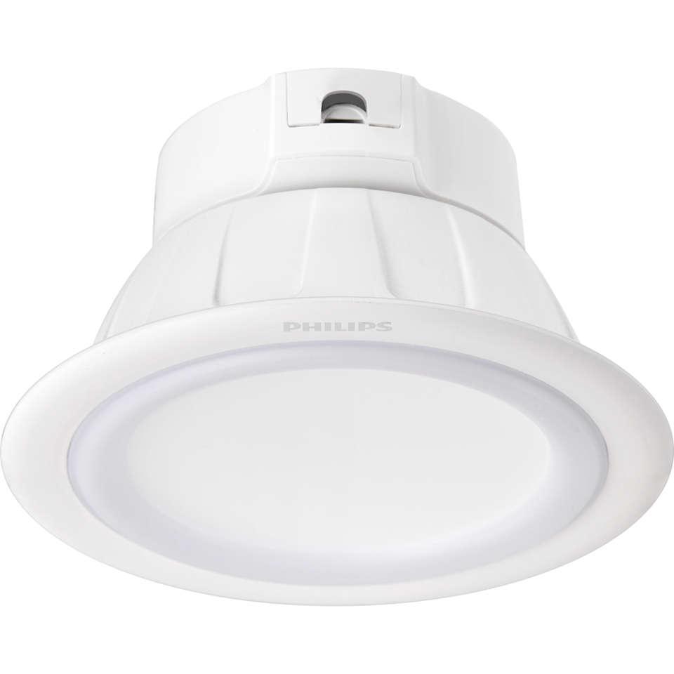 Встраиваемый светильник акцентного освещения