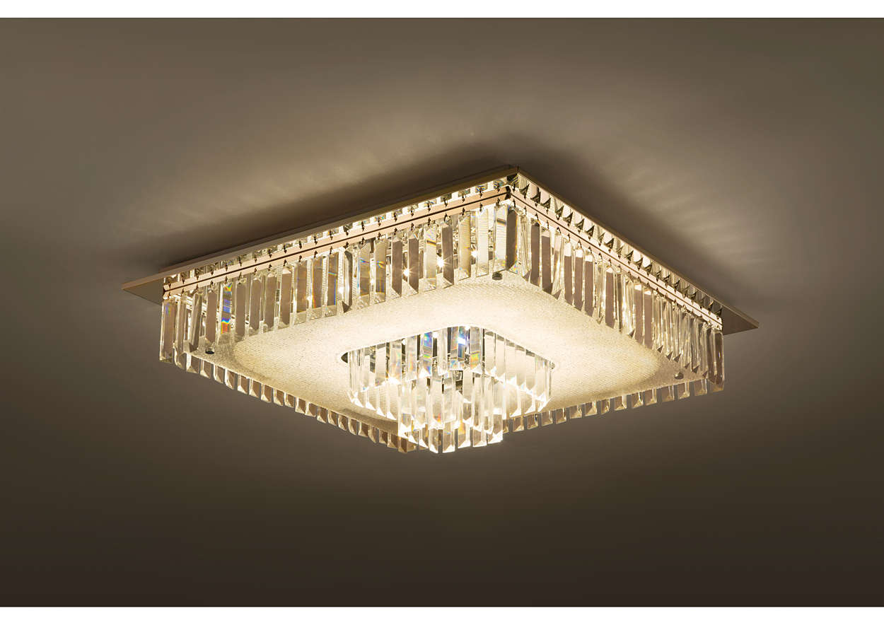 Ceiling light 590831166 philips highlight your elegance arubaitofo Choice Image