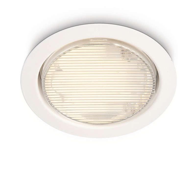 La perfecta combinación de luz y diseño