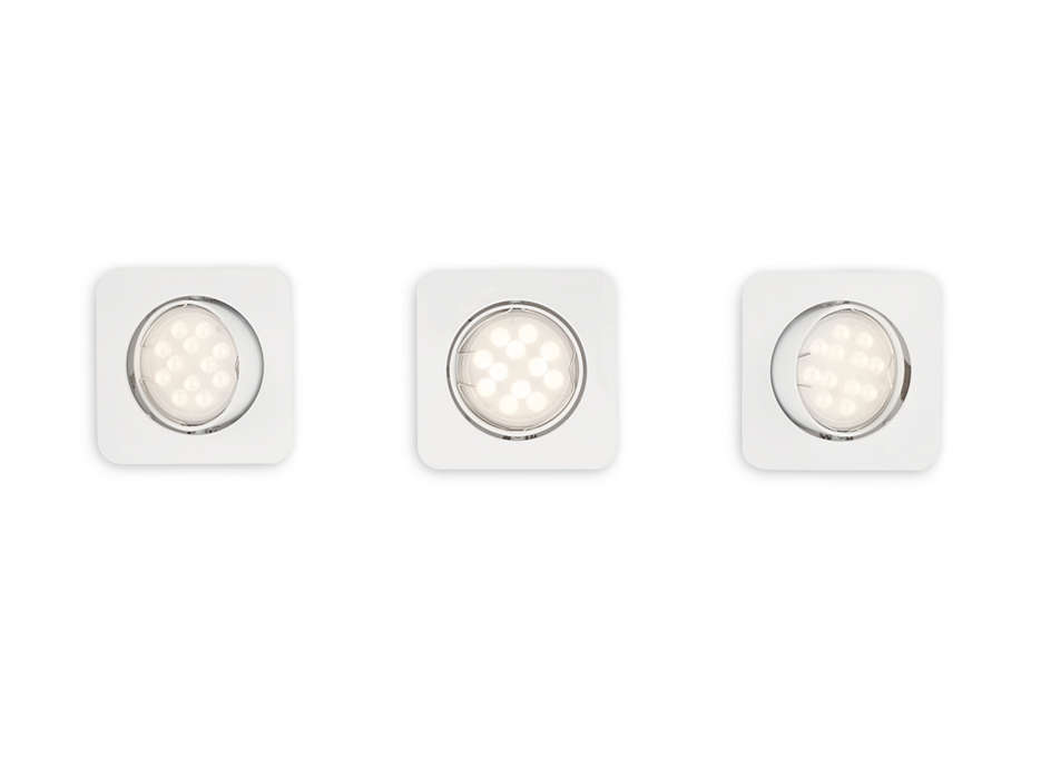 The smart combination of light and design