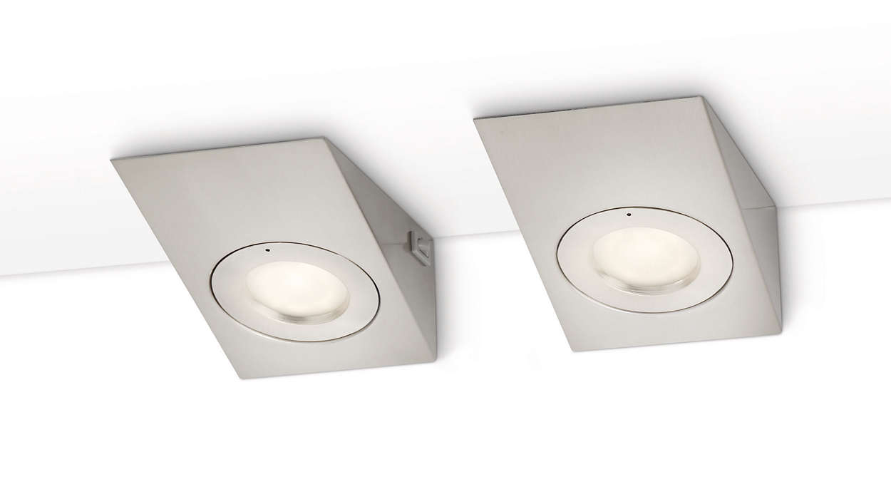 Led keuken verlichting onder kastjes: advies over keukenverlichting