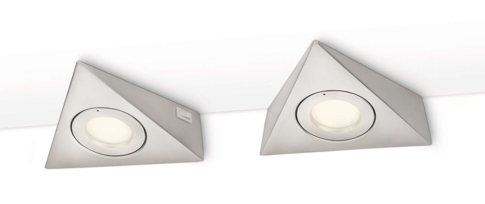 Valo on olennainen osa kokonaisuutta