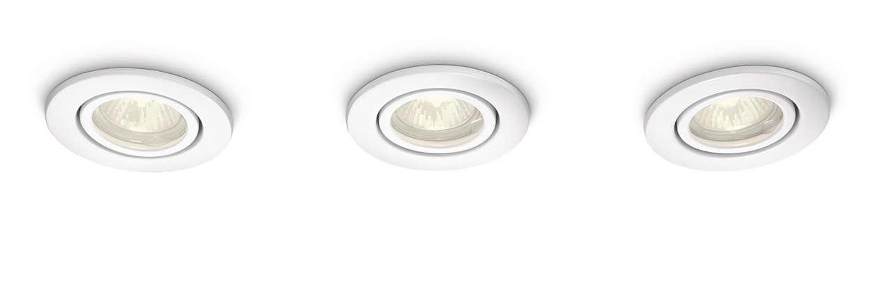 Освежете се с прекрасна естествена светлина