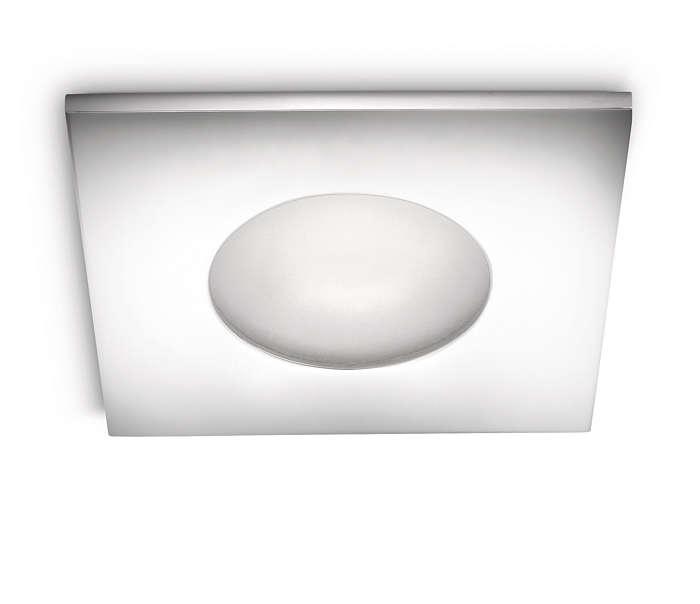 Arréglate con una atractiva luz natural