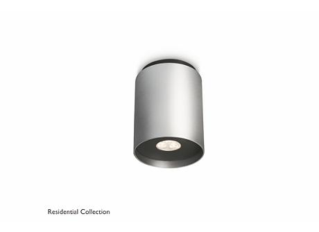 SEQUENCE single spot aluminium 1x6W SELV