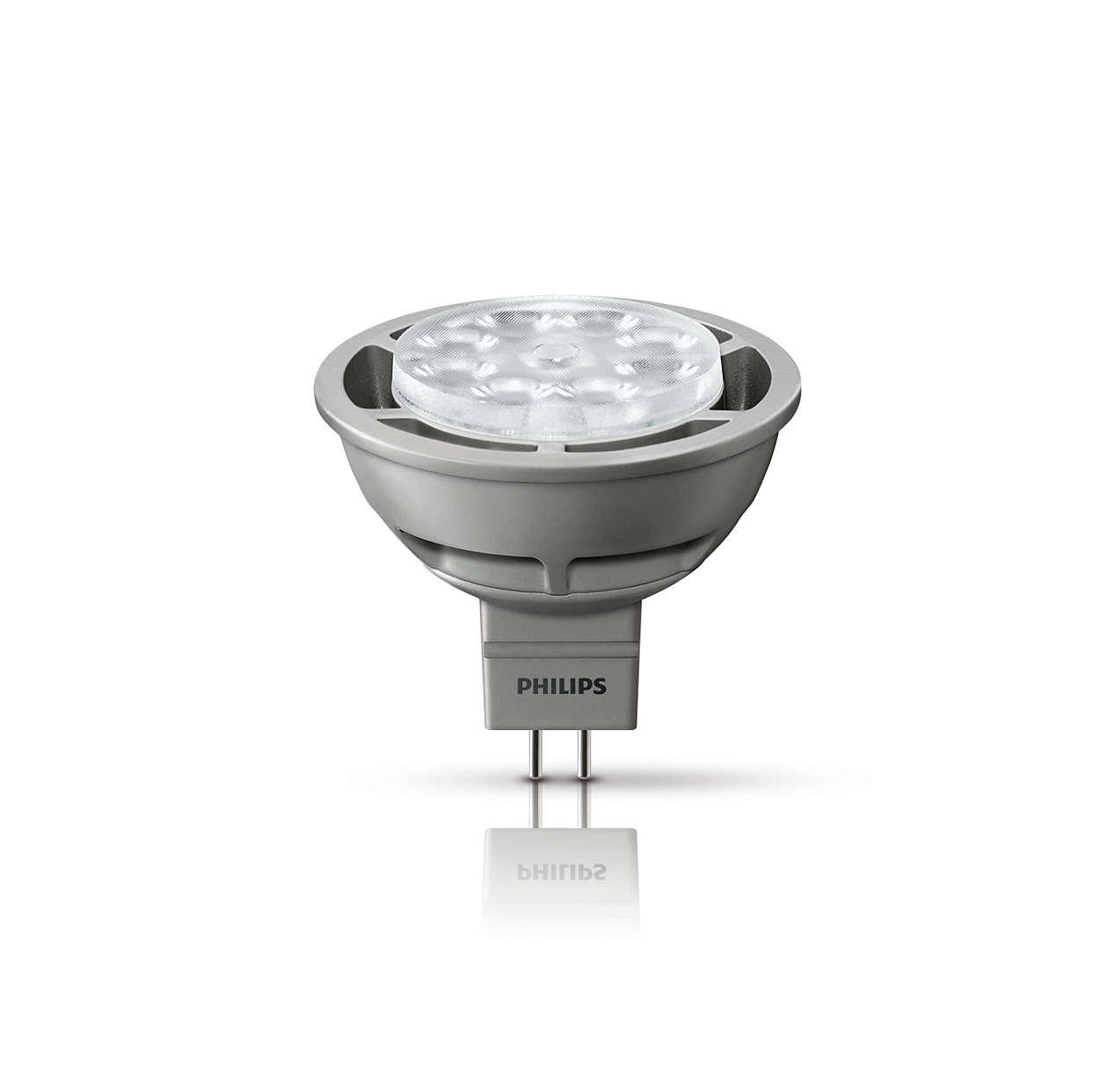 mr16 gu10 par16 led lamps philips lighting. Black Bedroom Furniture Sets. Home Design Ideas
