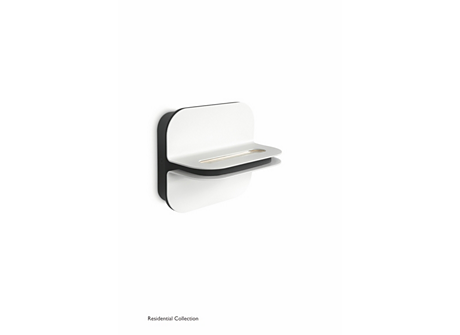 Patra wall lamp white 2x2W SELV