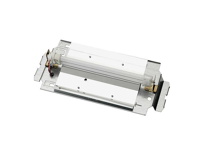 Dedicated optics exist for a wide range of compact fluorescent and high-pressure sodium lamps, offering solutions for a variety of lighting schemes; unit PL-L