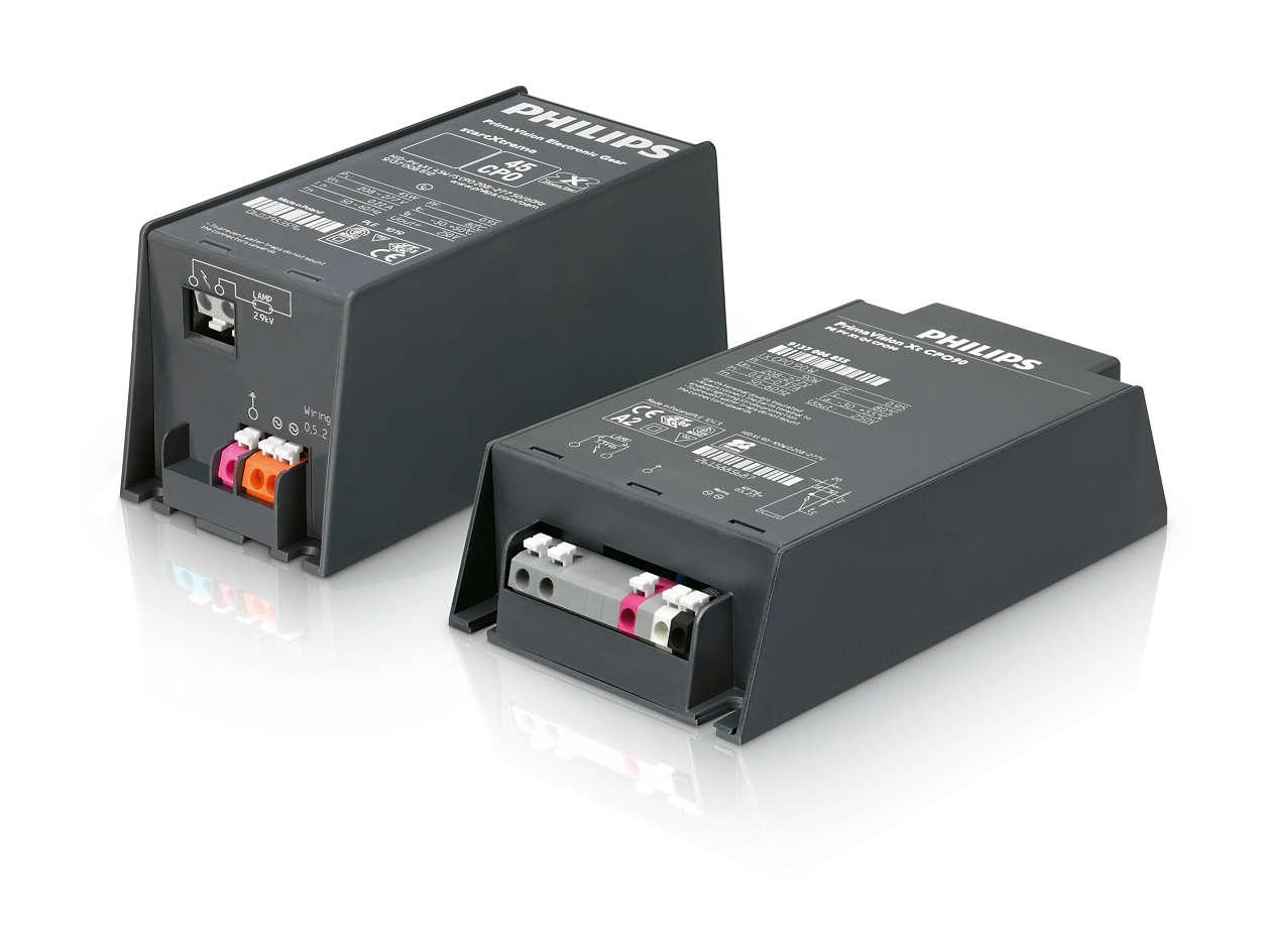 HID-DynaVision LumiStep Xtreme für CPO Lampen - Leuchteneinbau