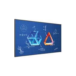 Signage Solutions Multi-Touch kijelző