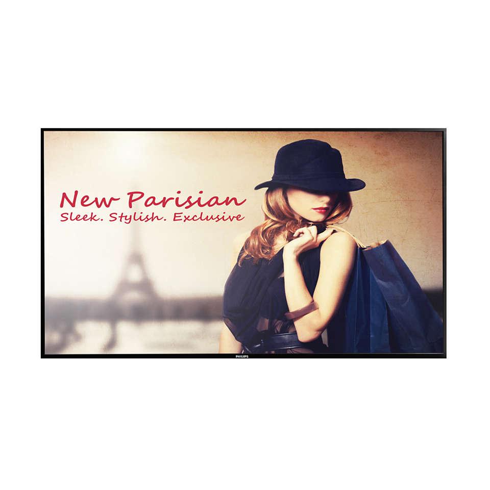 Signage Solutions Pantalla D-Line