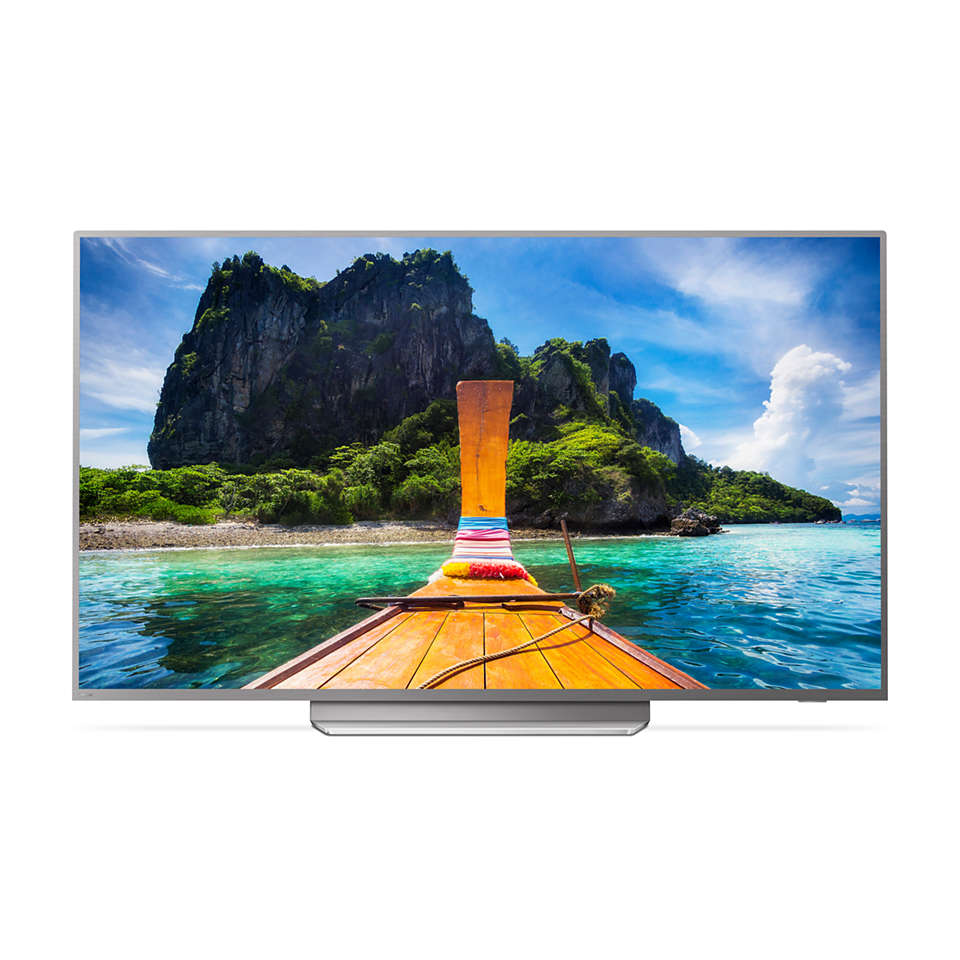 "Philips Professional TV 65HFL7111T 65"" Signature powered by Android™ 4K Ultra HD"