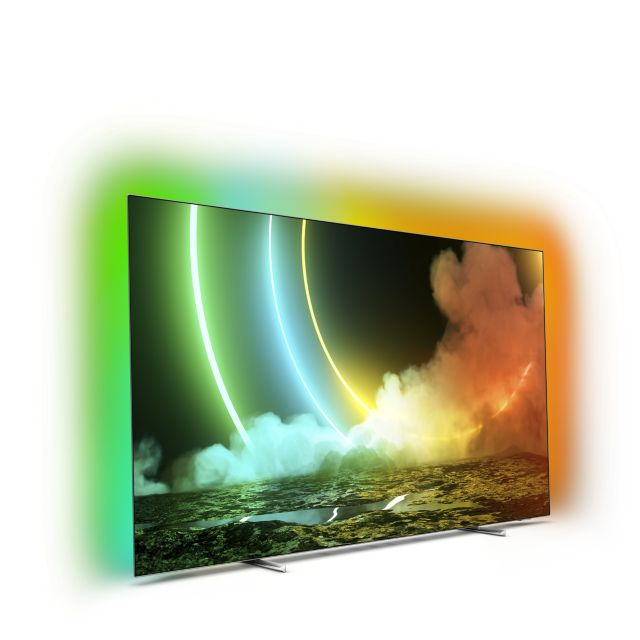 Philips TV 2021: OLED706 (55OLED706/12, 65OLED706/12)